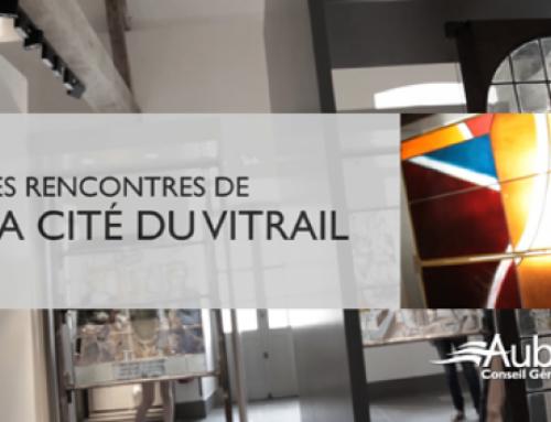 Les rencontres à la cité du Vitrail – Troyes